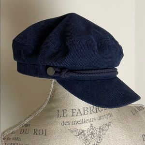 Urban outfitters newsboy hat